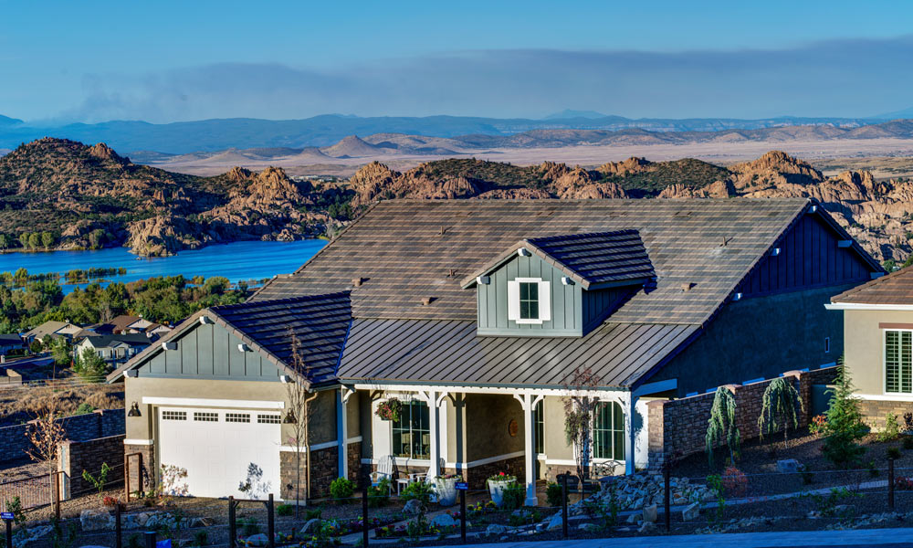 Silverado at Pinnacle Views by DOrn Homes