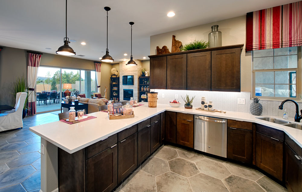 Quartz Countertops - Dorn Homes